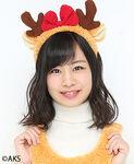 SKE48 Dec 2016 Aoki Shiori