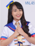 2018 Oct MNL48 Mary Buenaventura