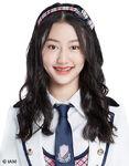 Jeje BNK48 August 2020