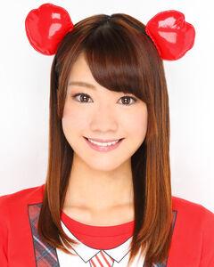 AKB48 Iikura Saori Baito.jpg