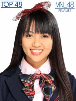 2018 April MNL48 Mary Grace Buenaventura.png