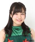 SKE48 Dec 2015 Aoki Shiori