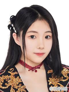 Wu BoHan SNH48 June 2021.jpg