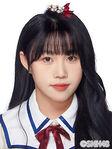 Xiong ZiYi SNH48 September 2021