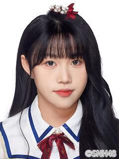 Xiong ZiYi SNH48 September 2021.jpg