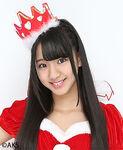 SKE48 Dec 2016 Suenaga Oka