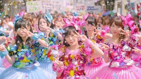 【MV】心のプラカード_ダイジェスト映像_AKB48_公式-0
