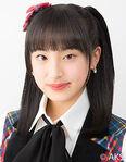 2018 AKB48 Kawahara Misaki