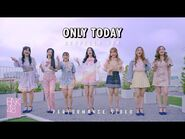 【Performance Video】Only today (Acapella Version) - BNK48