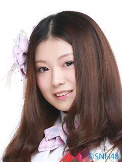 SNH48 ZhouQiuJun 2014.jpg
