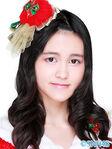 Zhang YunWen SNH48 Dec 2015