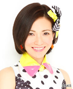 AKB48 Tsukamoto Mariko 2014.jpg