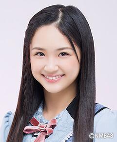 Yoshino Misaki NMB48 2021.jpg