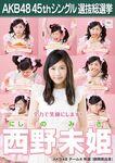 8th SSK Nishino Miki