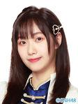 Chen Yuzi SNH48 Oct 2019