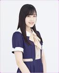 Shibata Yuna N46 Yoakemade CN