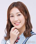 Minami Haasa NMB48 2021