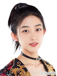 Zhang YueMing SNH48 June 2021.jpg
