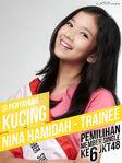 2014 SSK JKT48 Nina Hamidah