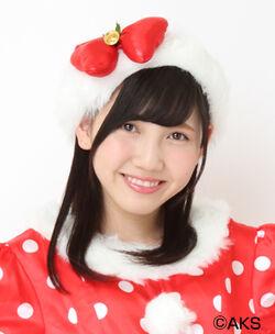 Murai Junna SKE48 Christmas 2015.jpg