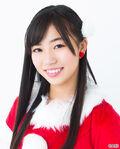 Kuriyama Rina HKT48 Christmas 2018