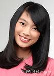 JKT48 Maria Genoveva Natalia Desy Purnamasari Gunawan 2014