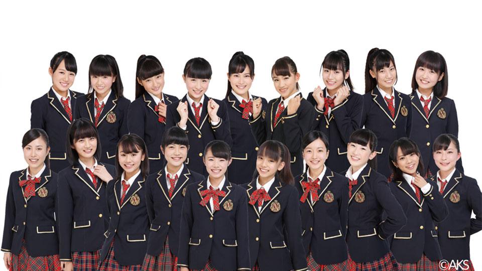 AKB48 Group Draft Students