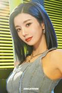 Kwon eunbi zero attitude