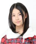 SKE48 Dec 2015 Sugiyama Aika