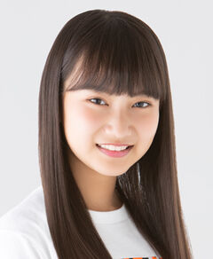 Kameno Zion NMB48 Debut 2020.jpg