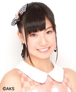 SKE48 Arai Yuki 2014.jpg