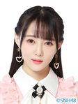 Shao XueCong SNH48 Dec 2018