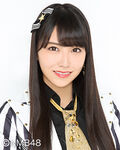 NMB48 Shiroma Miru 2016