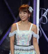Takajo Aki in AKB48 32nd Senbatsu Sousenkyo