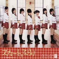 AKB48 Skirt Hirari.jpg