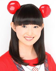 AKB48 Fukui Arisa Baito.jpg