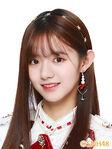 Jiang Shan SNH48 June 2018