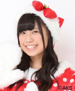 Arai Yuki SKE48 Christmas 2015.jpg