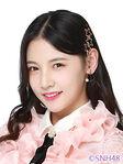 Zhao Yue SNH48 Dec 2018