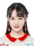 Shao XueCong SNH48 Oct 2018
