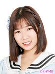 Wang Zi SHY48 Oct 2018