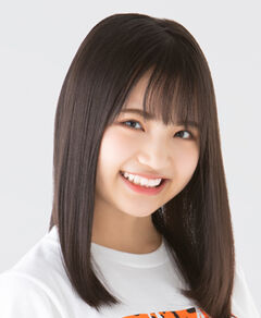 Hayakawa Yuna NMB48 Debut 2020.jpg