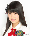 Team 8 Yoshikawa Nanase 2014
