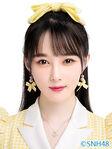 Shao XueCong SNH48 June 2020