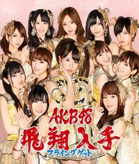 AKB48 - Flying Get reg B.jpg