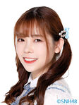 Chen Si SNH48 July 2019