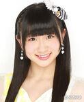 NMB48 Kurokawa Hazuki 2014