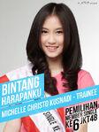 2014 SSK JKT48 Michelle