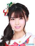 Tian ShuLi SNH48 Dec 2015