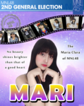 2ndGE MNL48 Mariz Iyog